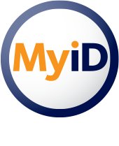 Intercede's MyID logo